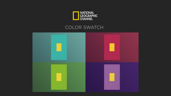 Nat Geo On-Air Graphics - brianeverett tv - Personal network