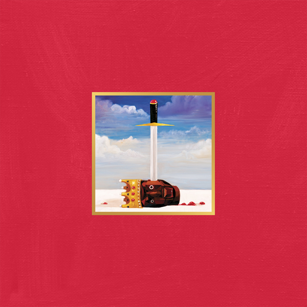 Kanye West My Beautiful Dark Todd Russell