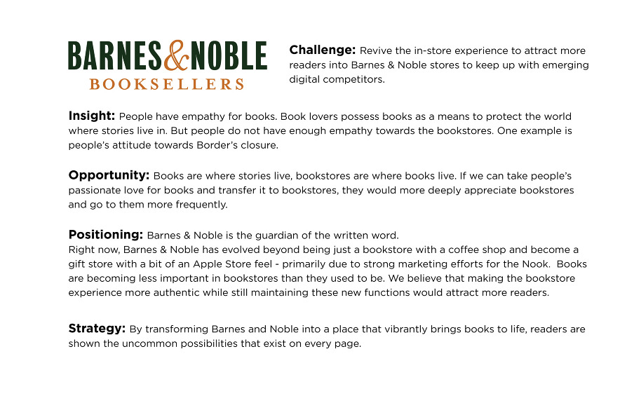 Example Resume: Barnes And Noble Resume Example