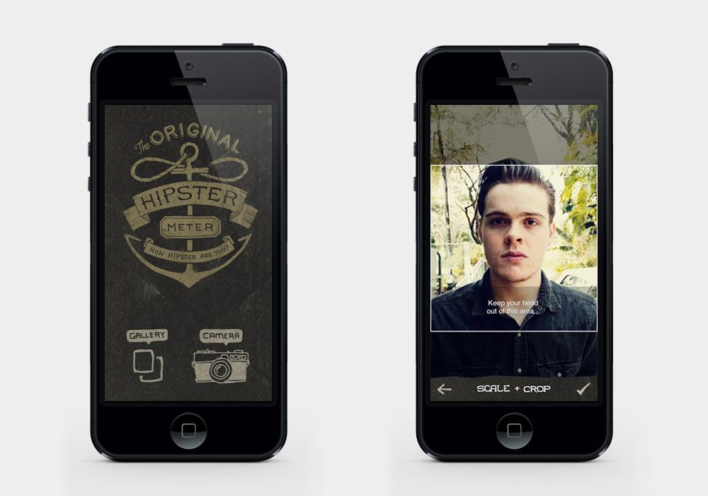 Hipster app