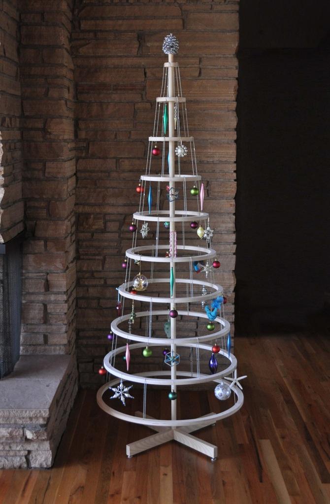 Contemporary Christmas Trees Uk.Fun Kagu Studio Fun