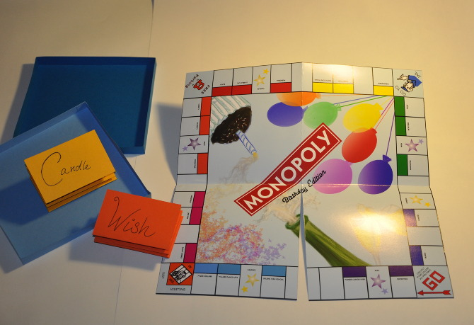 A monopoly birthday card stuff by stef bookmarktalkfo Choice Image