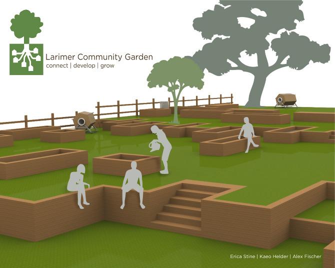 Larimer Public Garden