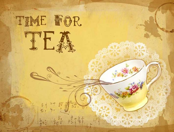 Time for Tea - Laura Millward Design