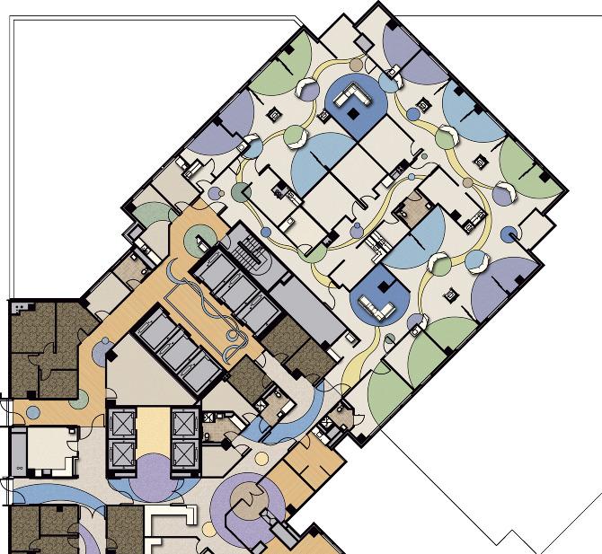 Children S Medical Center Dallas Design Portfolio