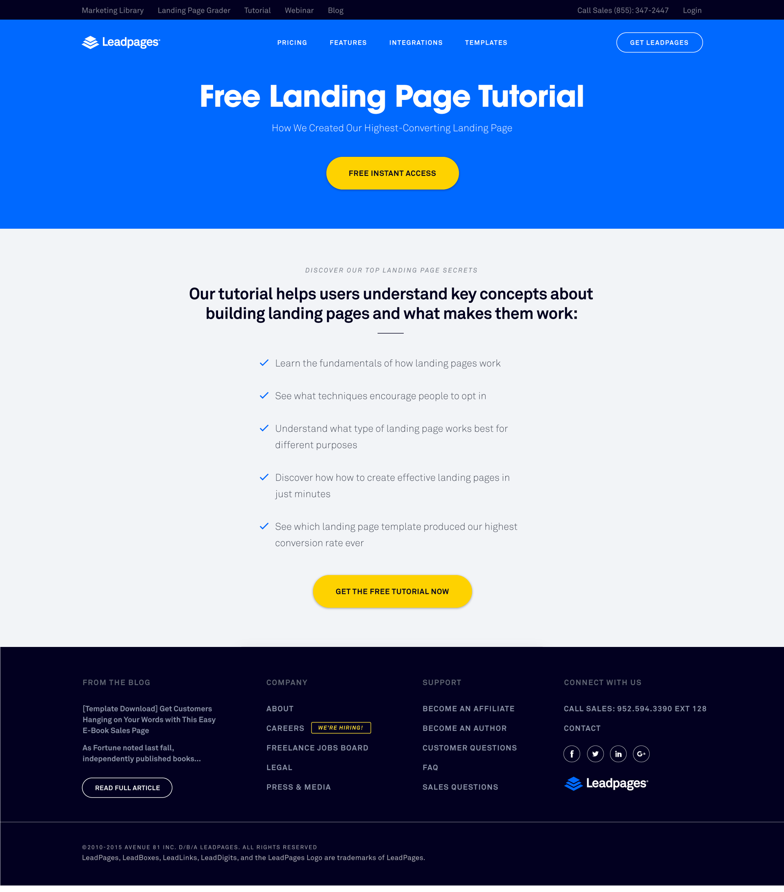 How Leadpages Tutorial can Save You Time, Stress, and Money.