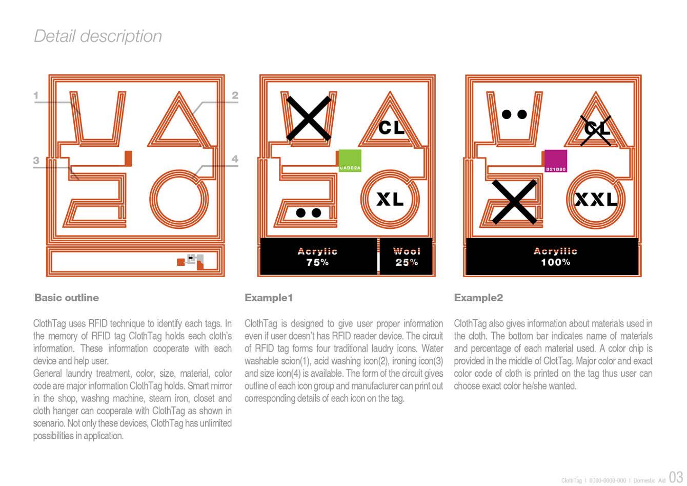 clothtag - ID+IM Design Lab