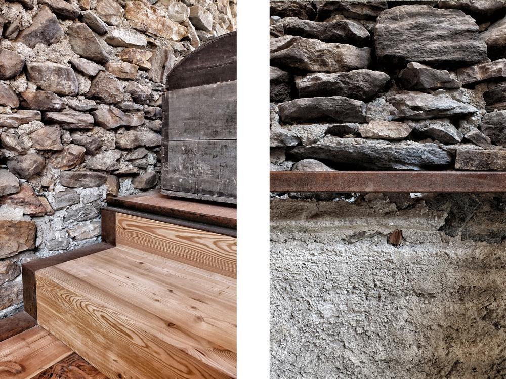 Case In Pietra Di Montagna : San colombano exilles la ristrutturazione di una baita di