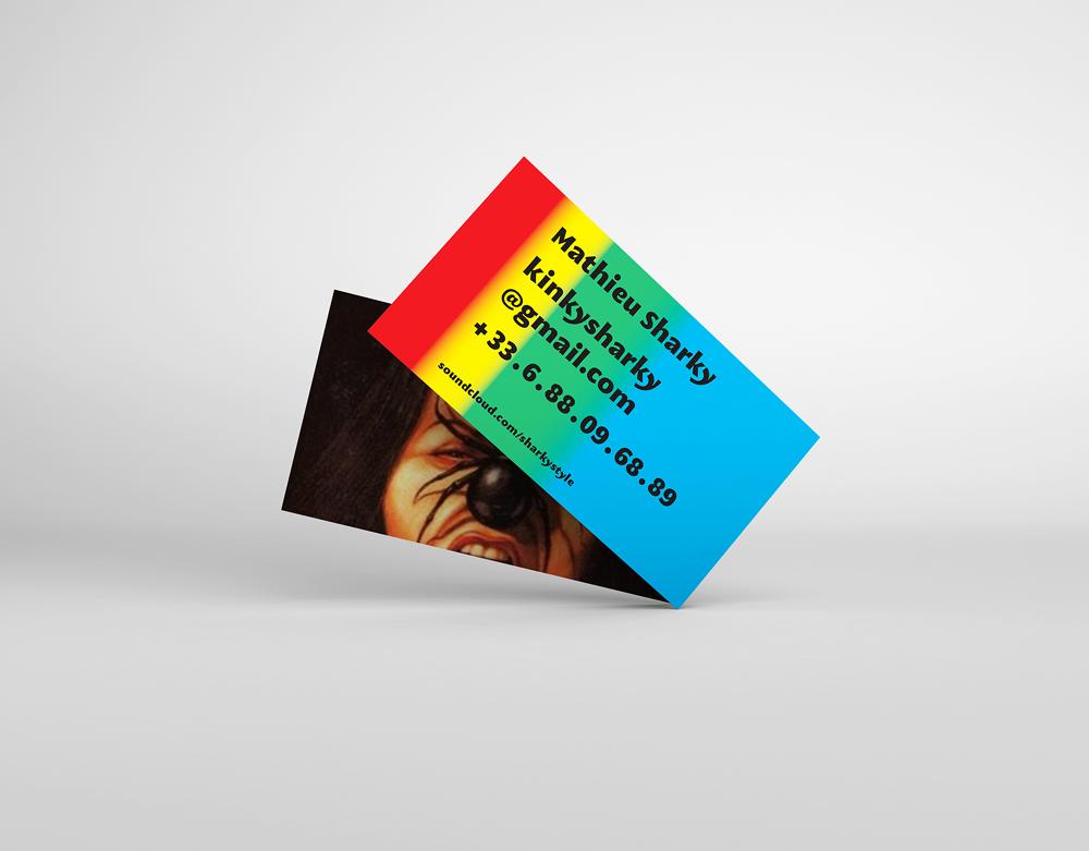 Identit Visuelle Logo Carte De Visite Sous La Forme 12 Cartes Collectionner