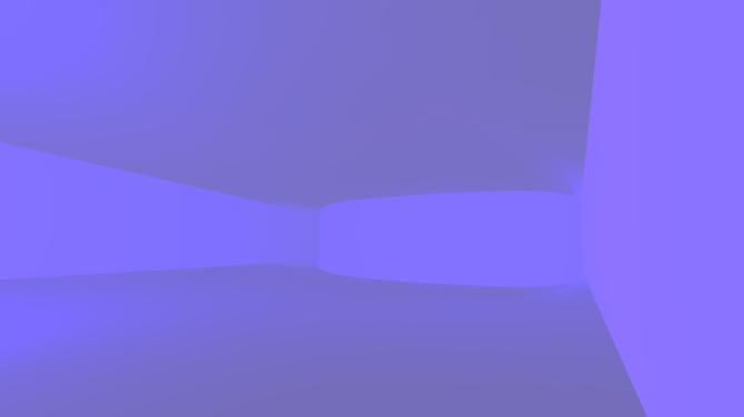 Breathing Light - DMA Cargo Gallery