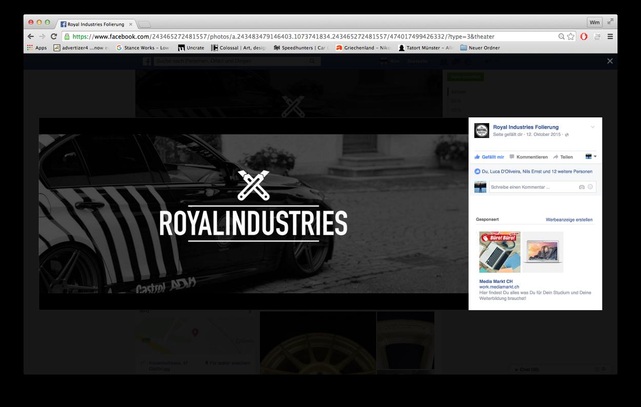 Royal Industries - Wim Lanz
