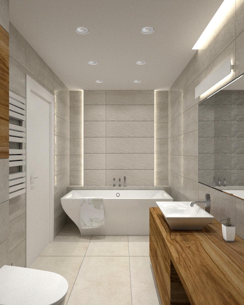łazienki Projektowanie I Aranżacja Wnętrz Rzeszów Dot Studio