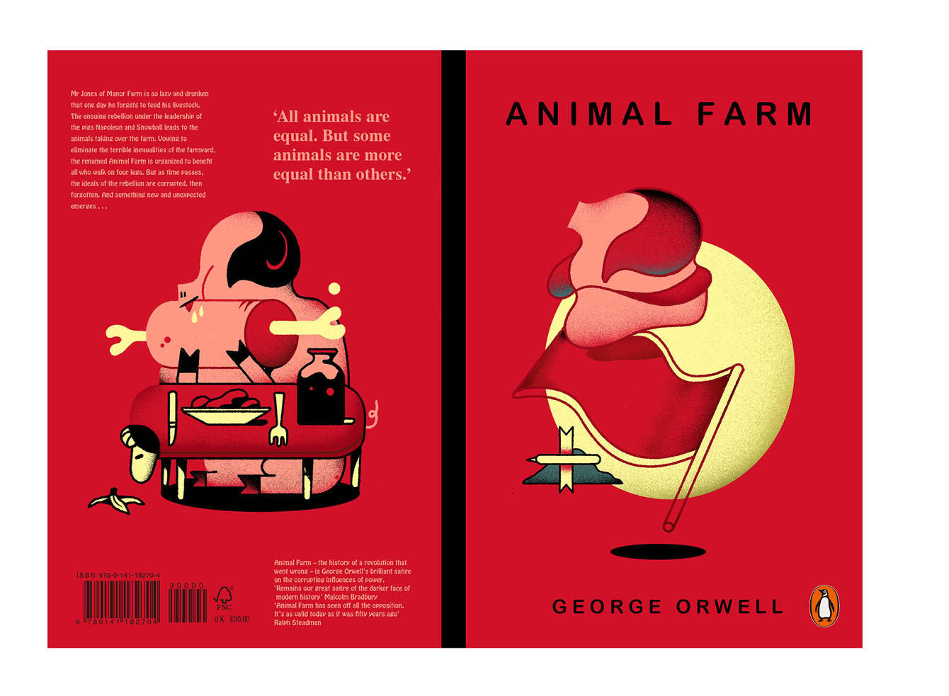 Animal Farm Hankzacle