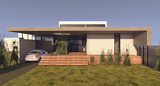 Casa 1 2 Nivel Viglione Proyecta