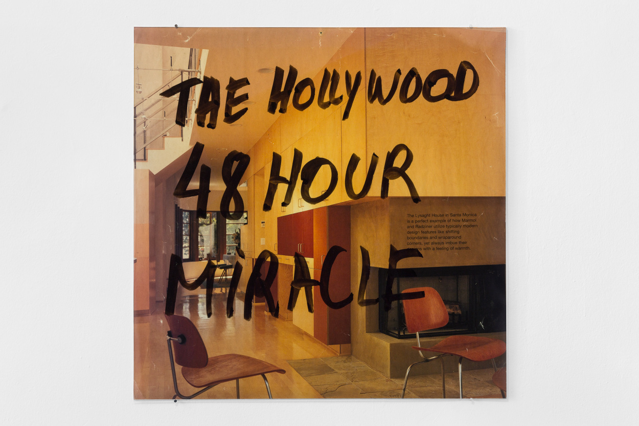 acb5ddd68ff6f Alexandre Estrela The Hollywood 48 Hour Miracle 2003. Inkjet print