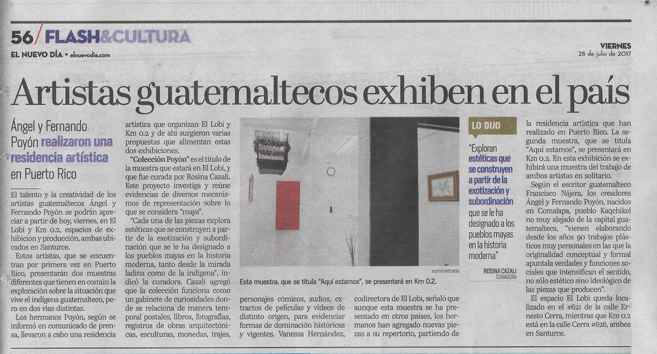 Prensa/Press - El Lobi