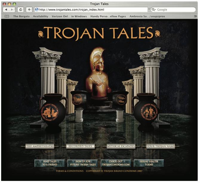 Trojan - Frank Bele/Creative Director