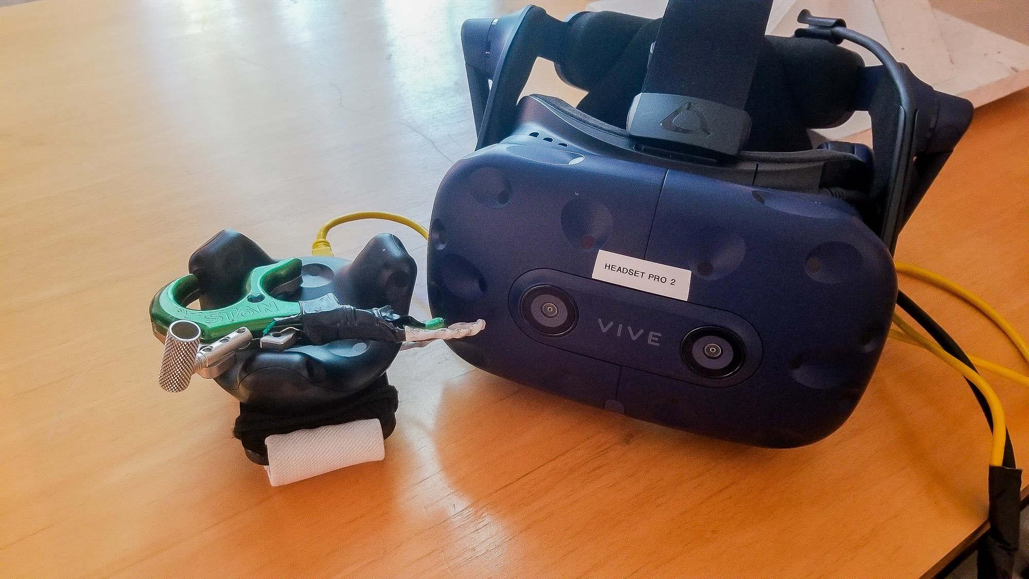 Project Aero - Training Simulator - KAY NIU DESIGNS