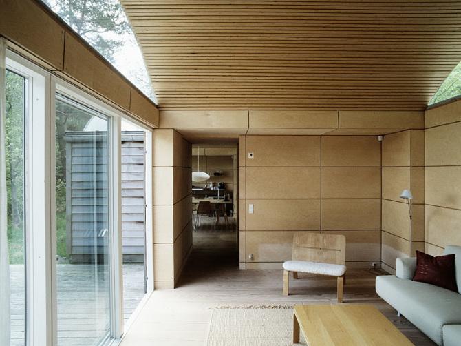Sommerhus i Tibirke - 2003 - Kim Utzon Arkitekter
