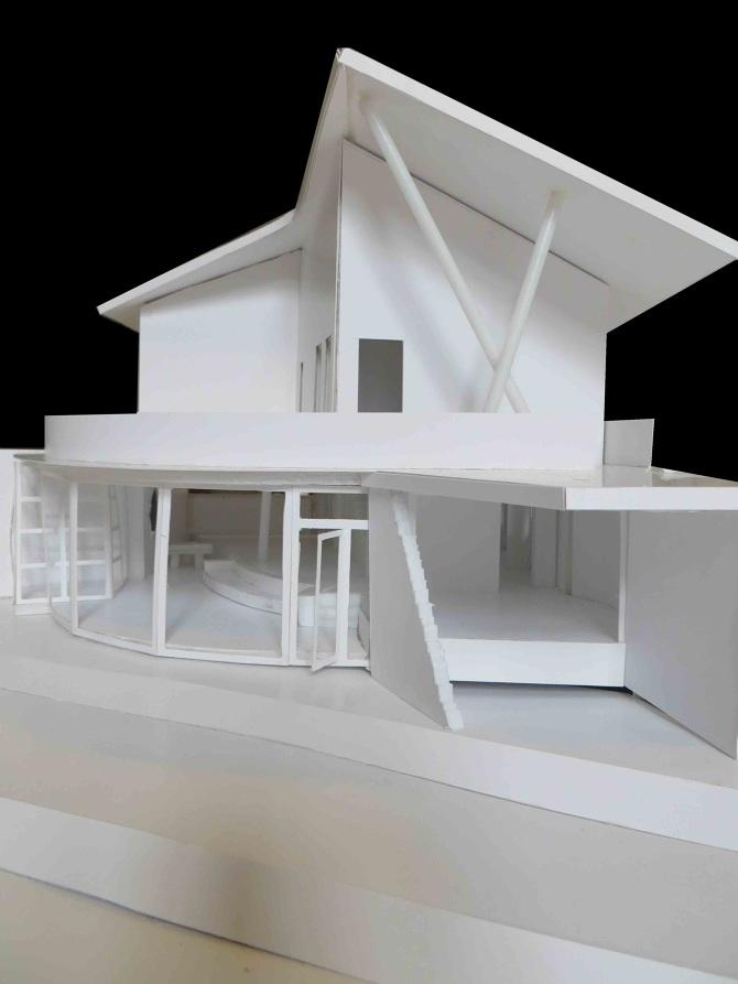 Analysis Amp Redrawing Hans Scharoun Haus Baensch