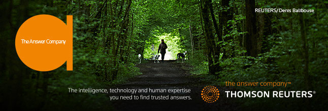 Thomson Reuters: The Answer Company - Luke Atcheson