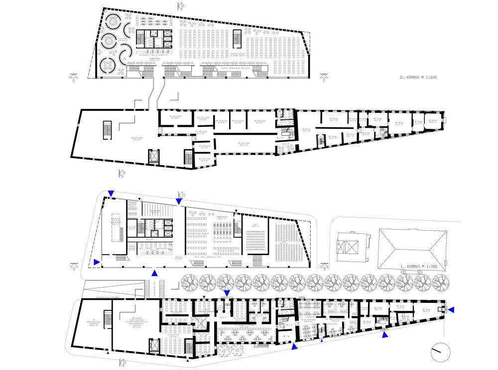 Public Library and Art Museum / Tartu raamatukogu ja