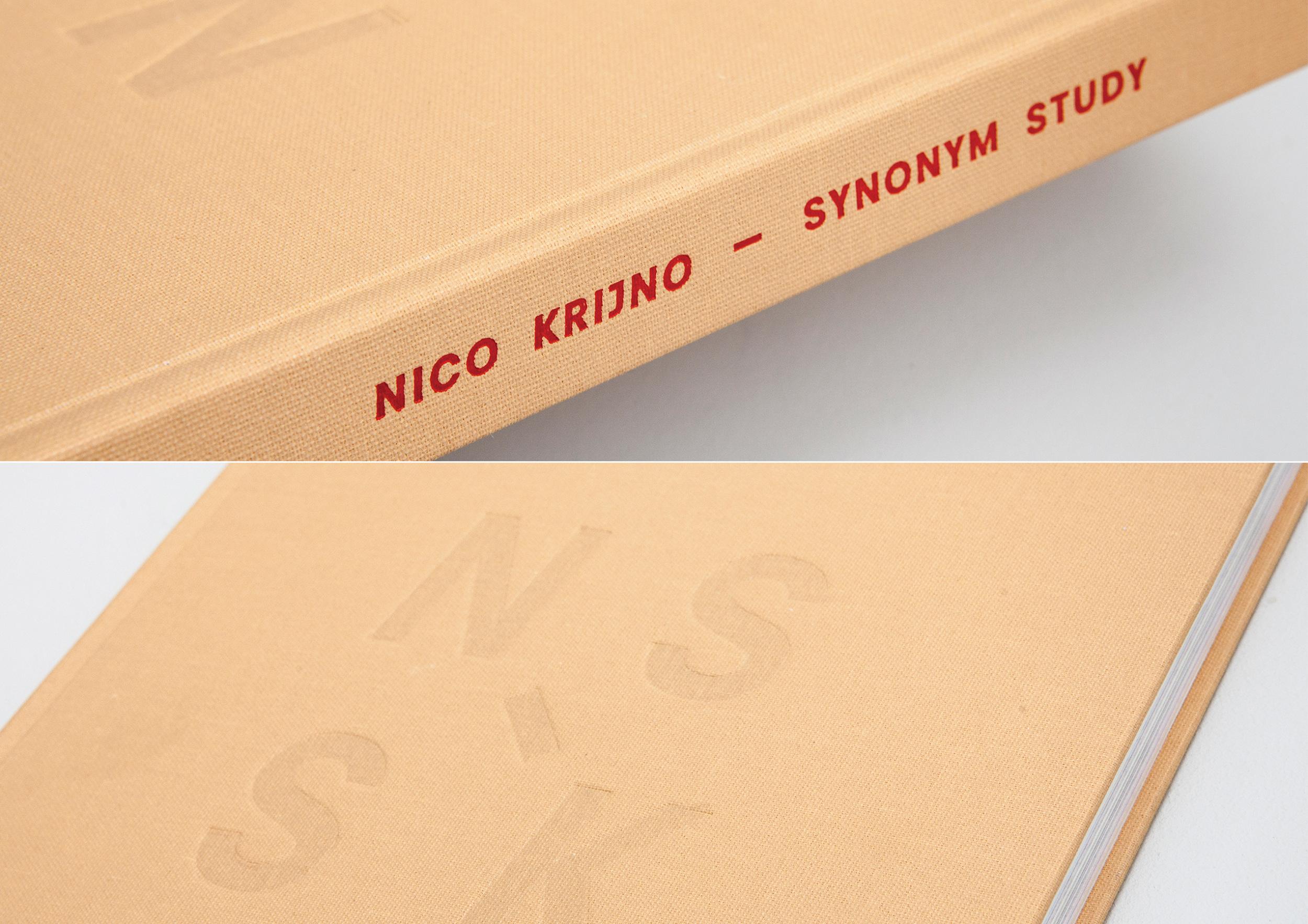 Exhibition Stand Synonym : Nico krijno synonym study book ben johnson
