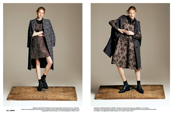 Glamour Germany Davide Brambilla Stylist