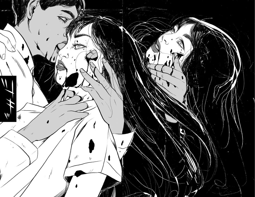 Image result for horror illustration