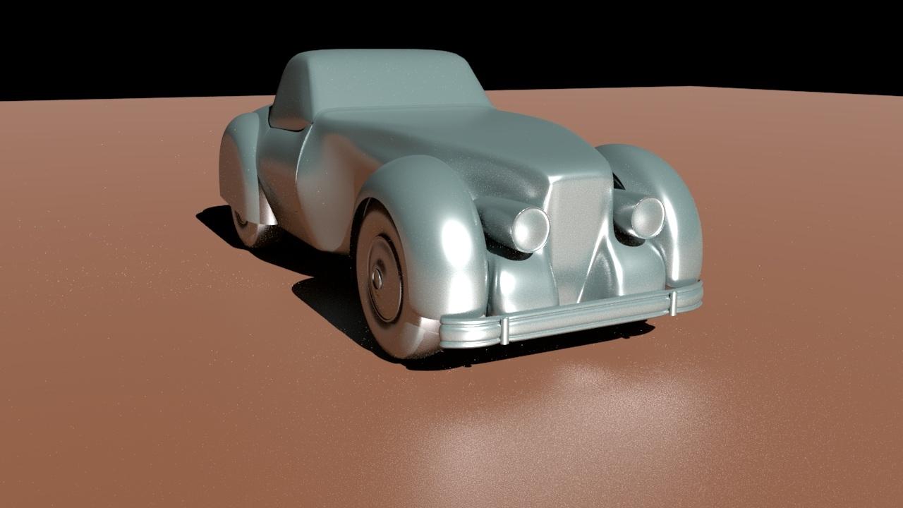 3D MODELING - allison mogfx