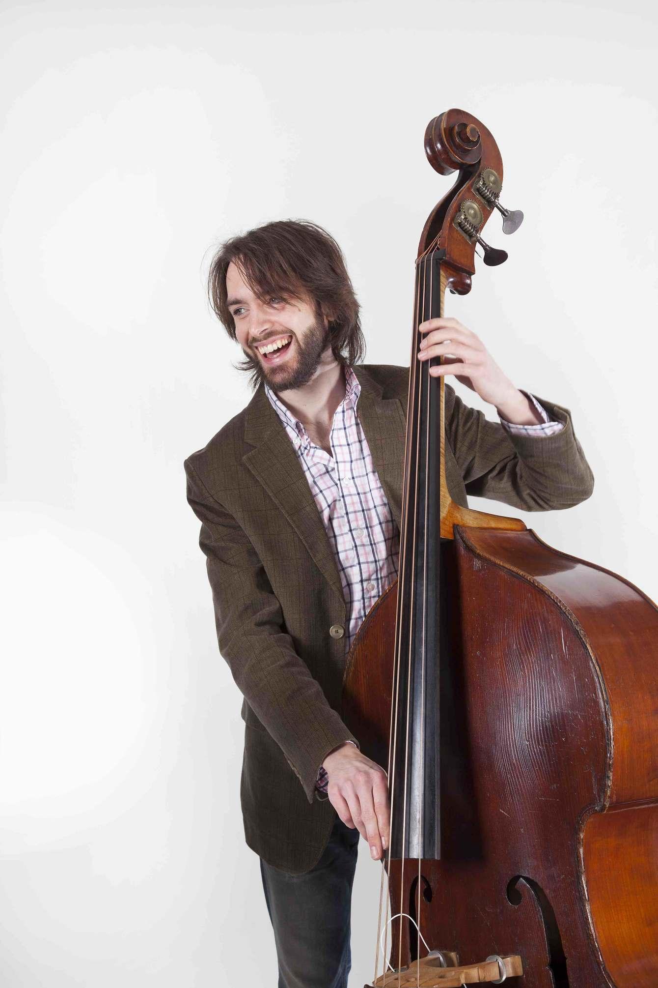 Matt Double Bass Lessons Nunhead London Music Tutors