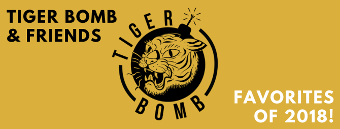 TIGER BOMB PROMO