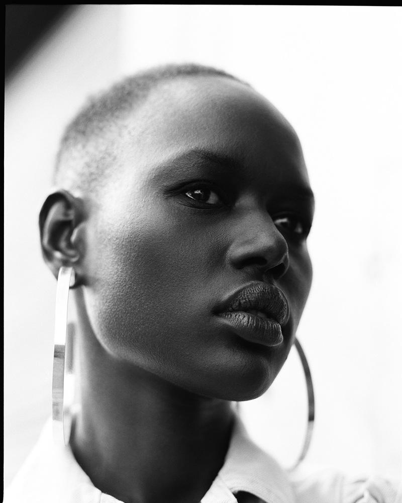 Is a cute Photos Ajak Deng naked photo 2017