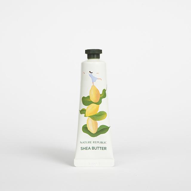 Nature Republic Hand Cream Package Fingerfruitlab