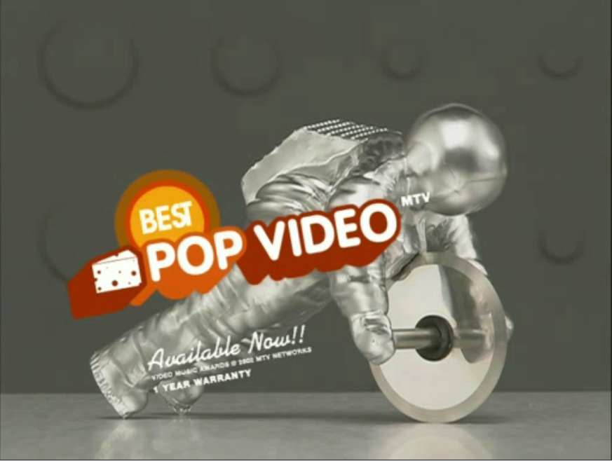 MTV Video Music Awards Infomercial Products for Film