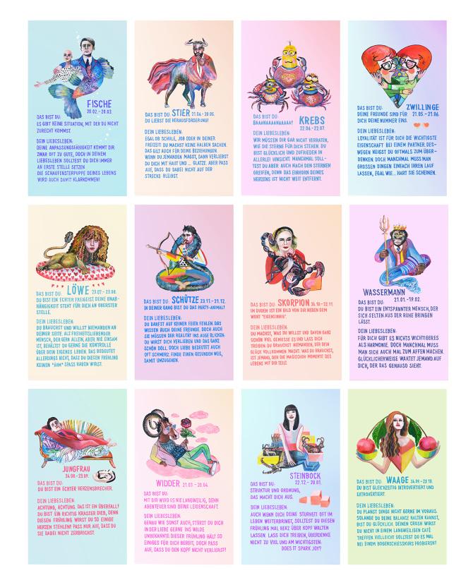 Horoskope partner  Zodiac Signs  2019-05-15