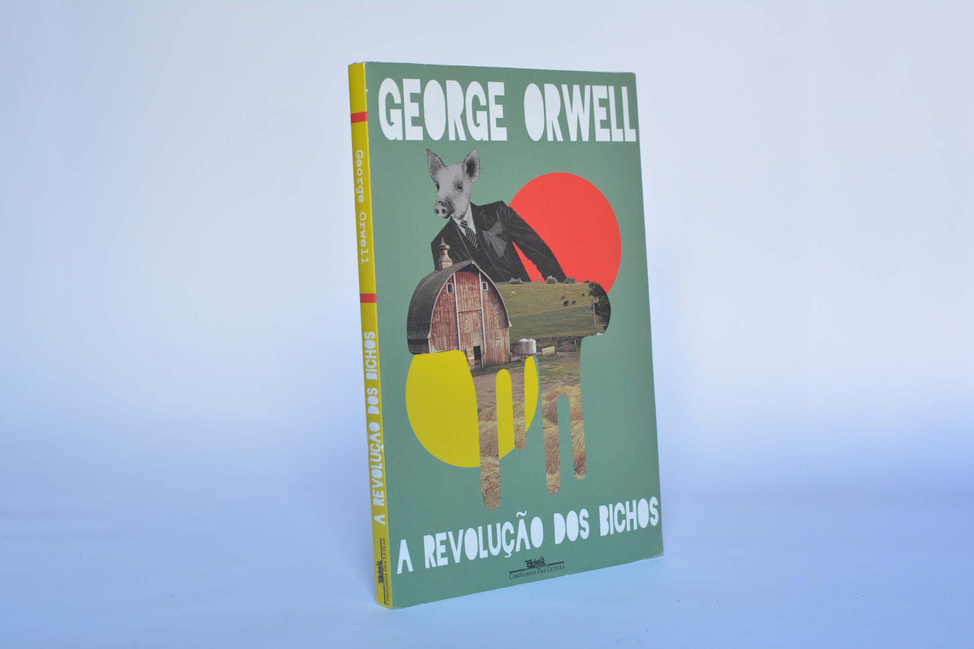 Animal Farm By George Orwell Leticia Pleite