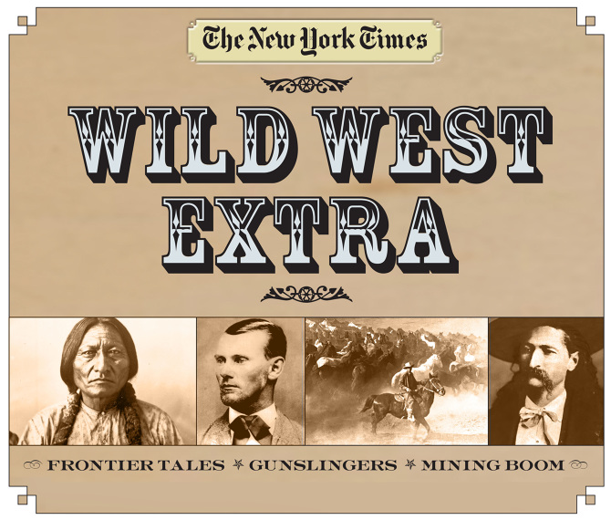 Wild West Extra - M  Ryan Murphy   New York Times Archives