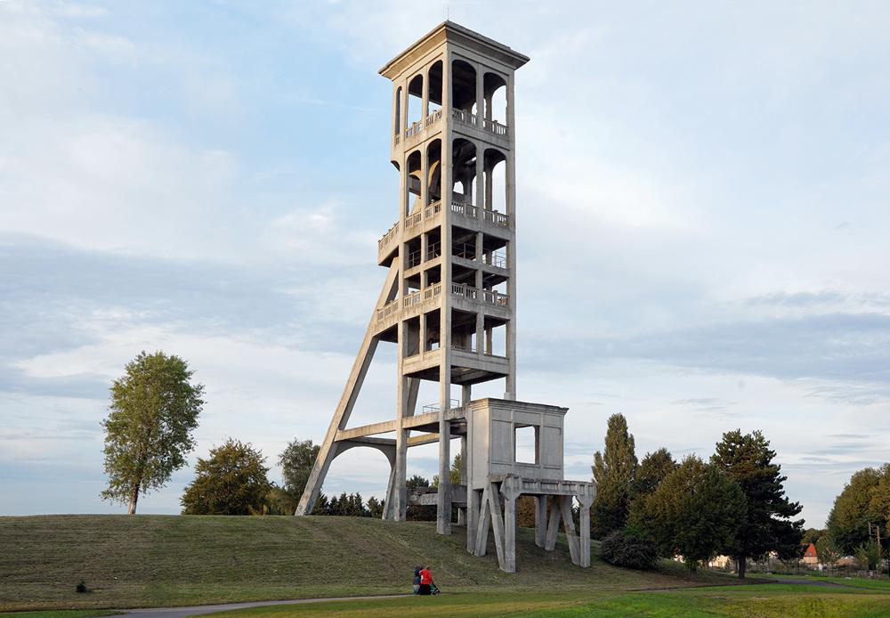 infrasculpture concrete