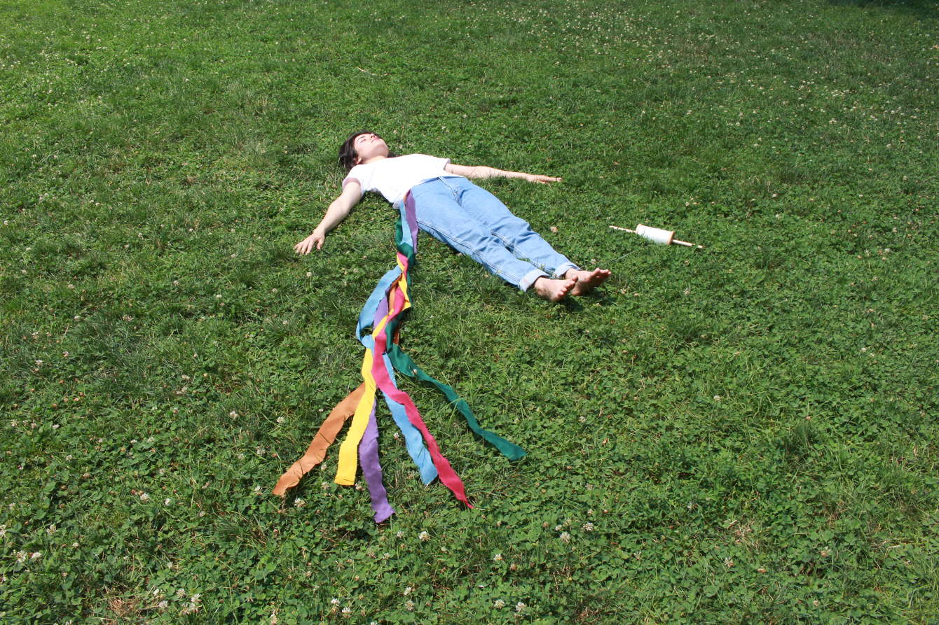 Kite Costume Beatriz Simonsohn