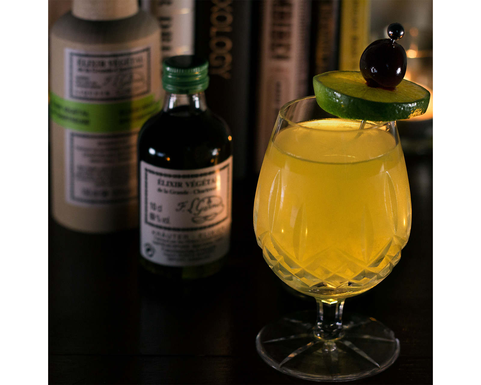 23  THE LAST WORD: Early 1900s - Letters and Liquor