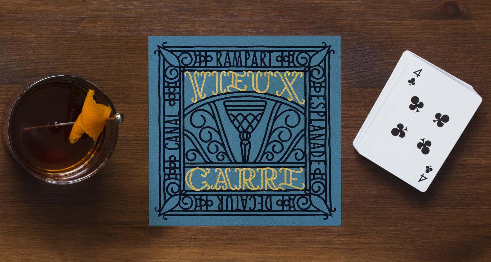 29  THE VIEUX CARRÉ: 1938 - Letters and Liquor