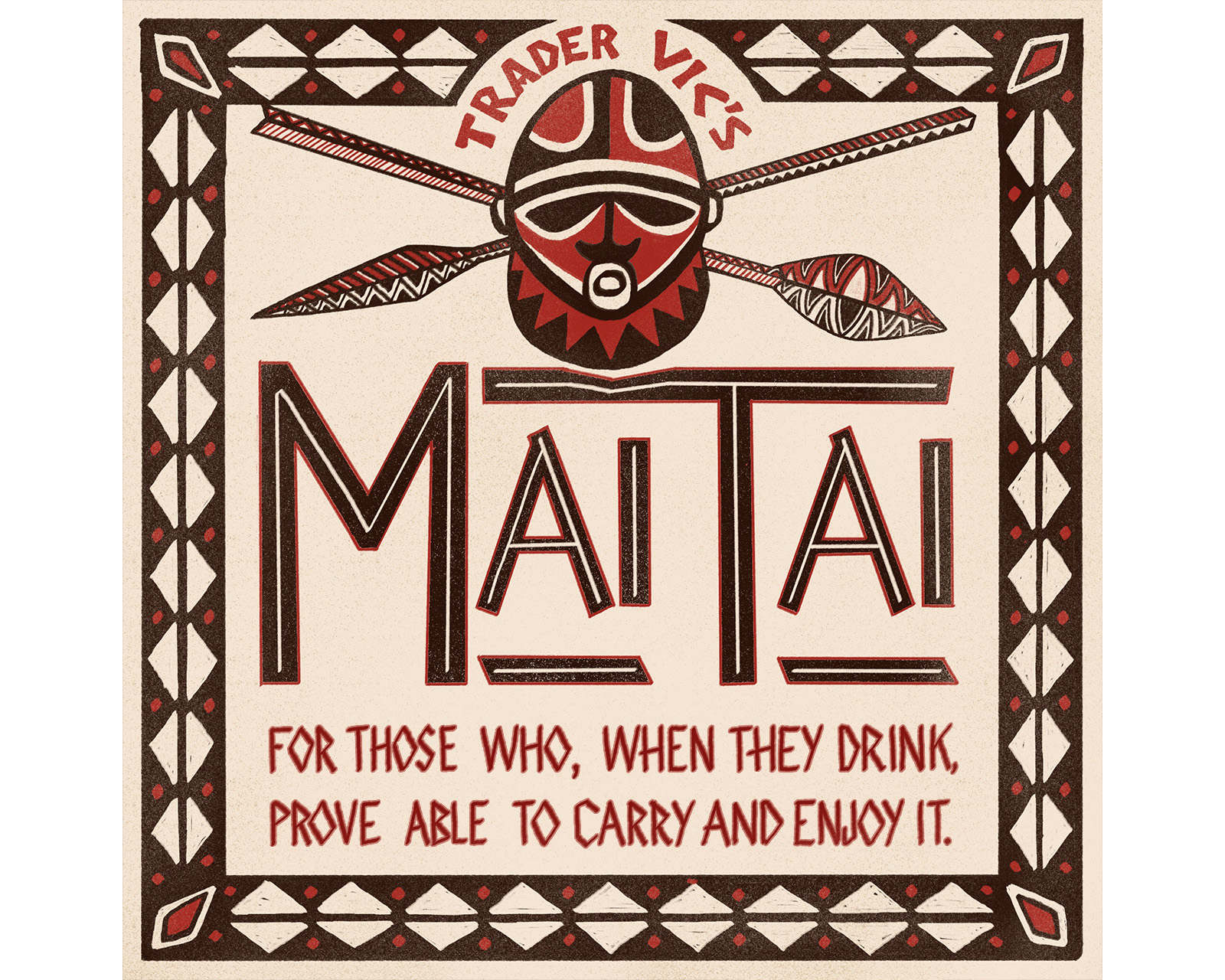 32  THE MAI TAI: 1944 - Letters and Liquor