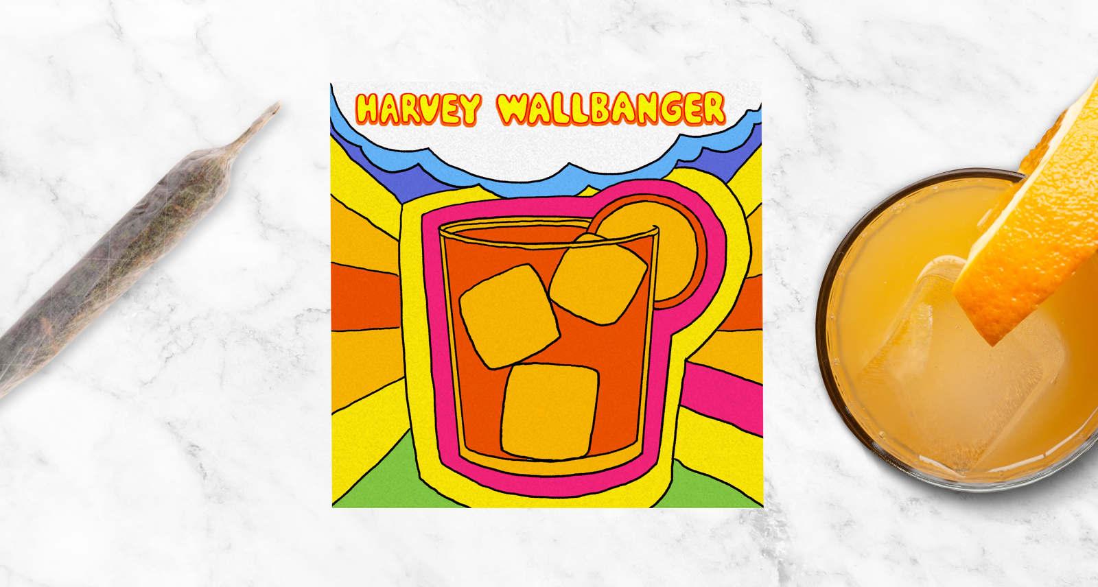 38  HARVEY WALLBANGER: 1969 - Letters and Liquor
