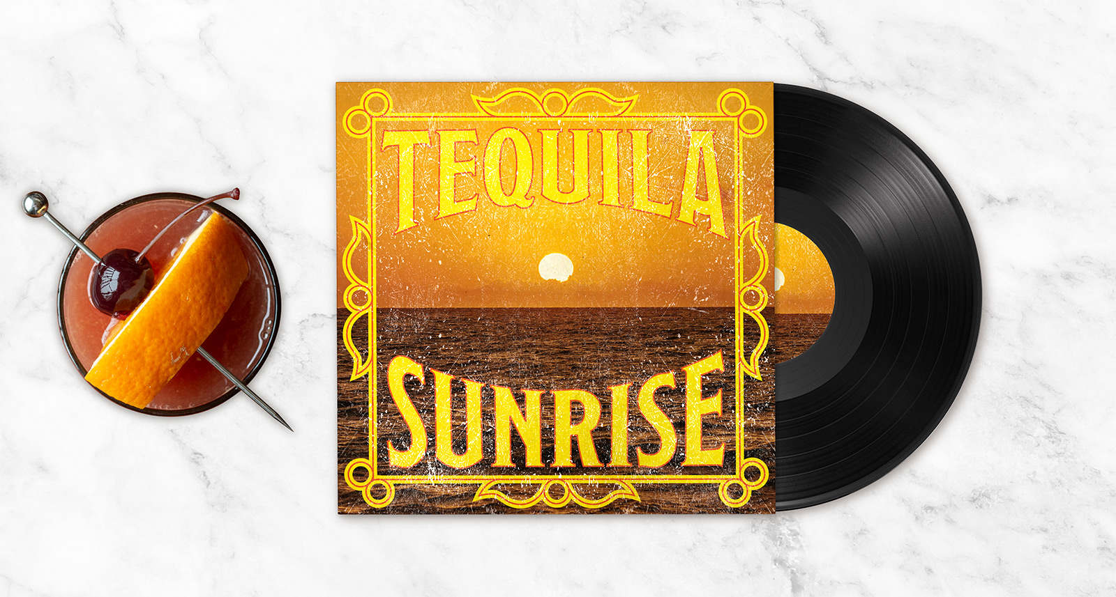 41  TEQUILA SUNRISE: 1972 - Letters and Liquor