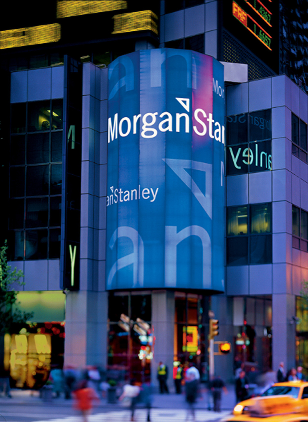 Morgan Stanley - Robert Matza