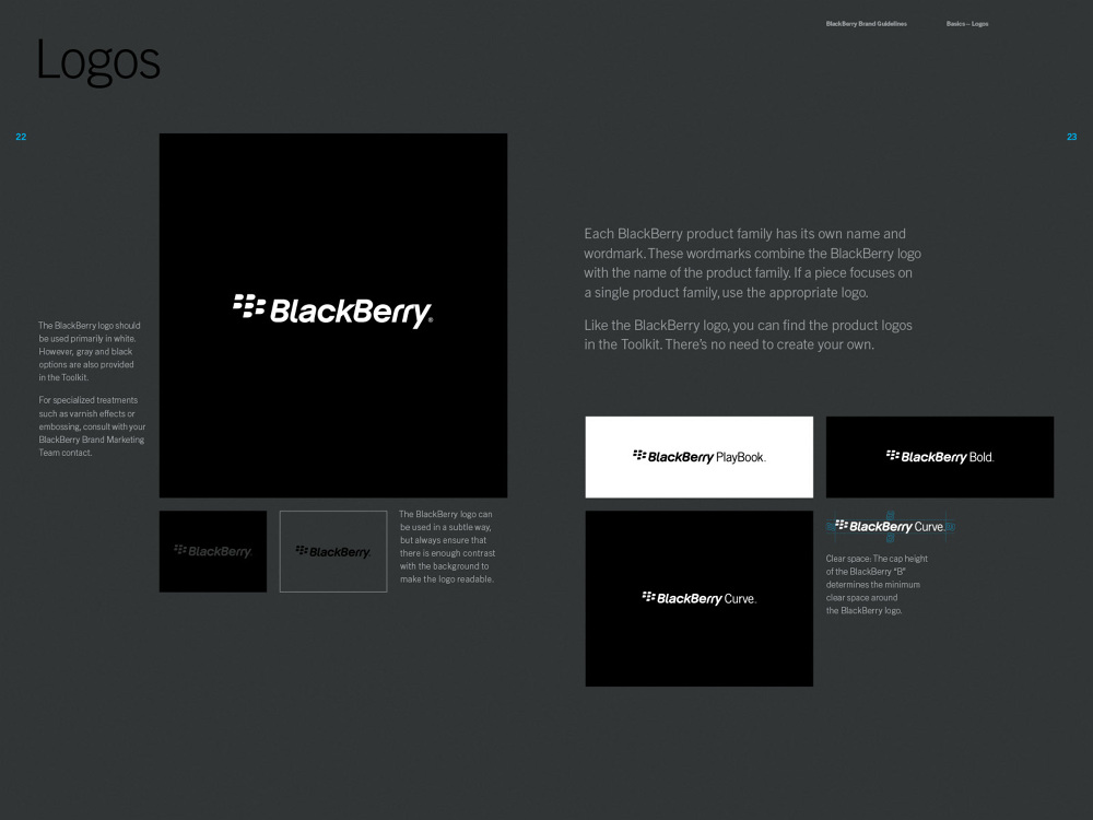 BlackBerry Brand Guidelines - Robert Matza