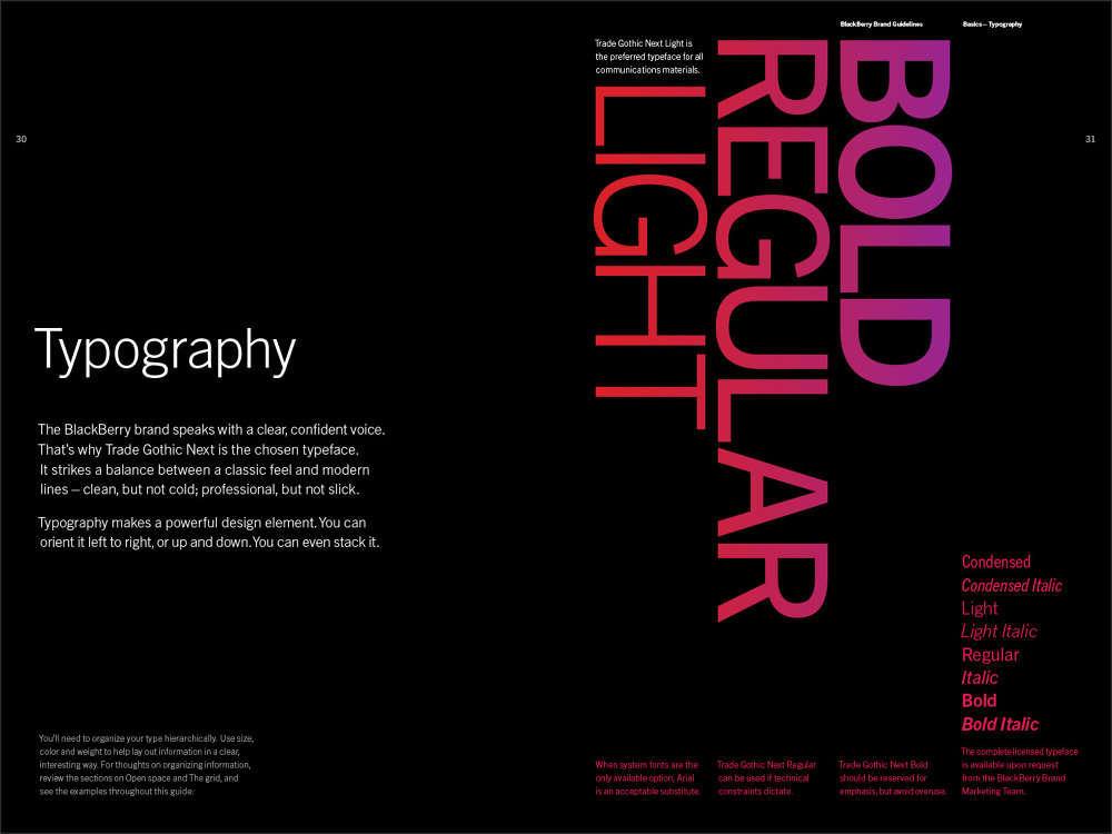 BlackBerry Brand Guidelines - Robert Matza