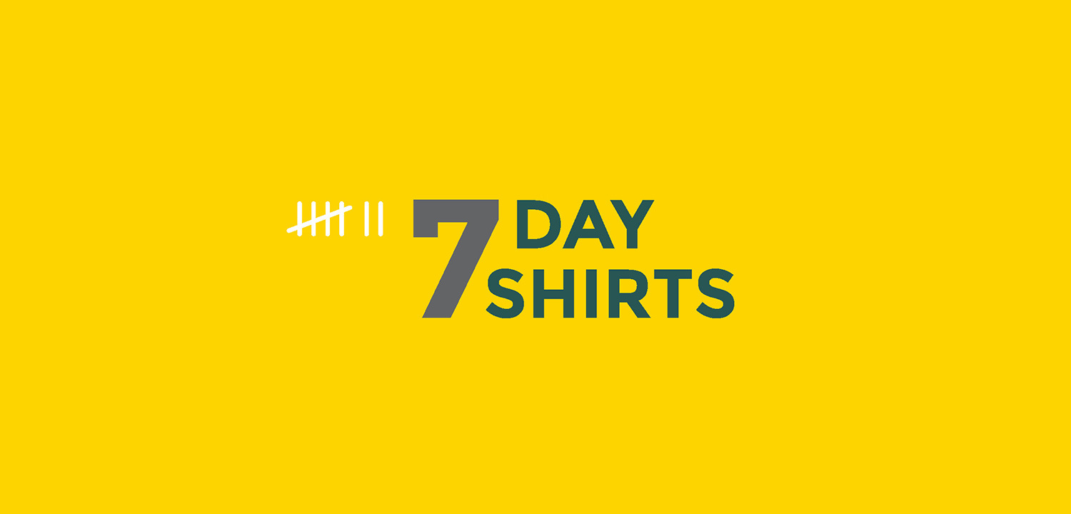 7 DAY SHIRTS - Joy Liu