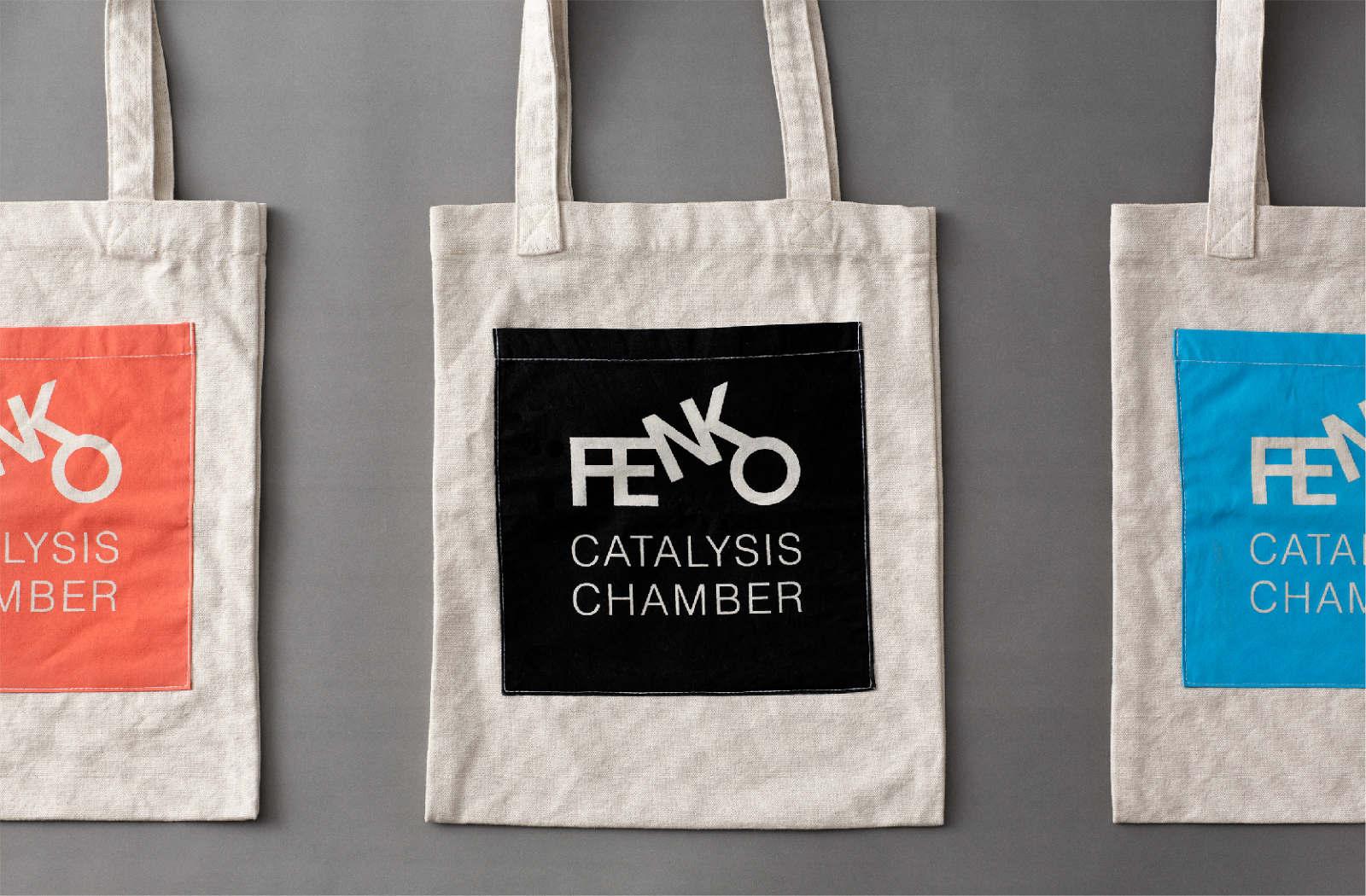 Catalysis Tote bag